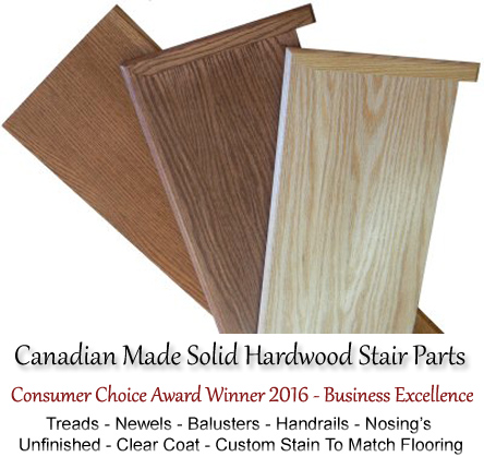 Stair Parts Canada | Hardwood Stairs U0026 Rails | Direct Suppliers