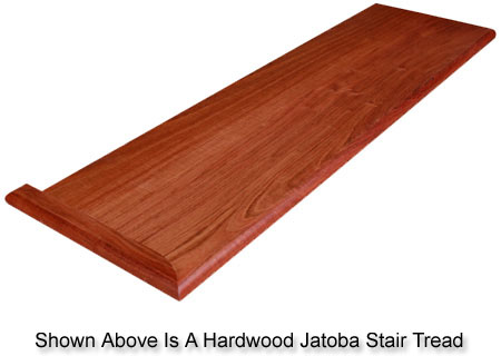 Stair Components On Cherry Stair Treads Jatoba Stair Treads Stairs Parts  Canada