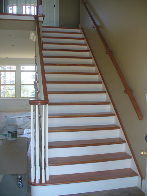 Photos Of Stairs Amp Railings Hardwood Staircase Photo