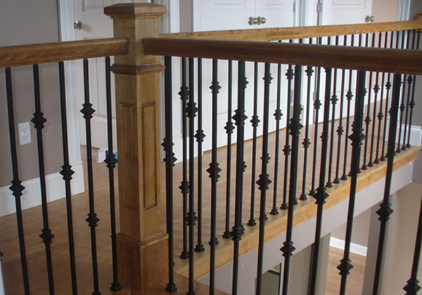 Stair Parts Canada Railing Spindles Newels Treads