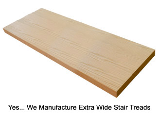 extra-wide-stair-treads (Stair Parts Canada)