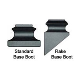 metal baluster base boots (Stair Parts Canada)