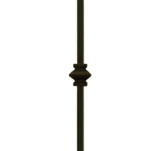 Single Knuckle Metal Baluster (Stair Parts Canada)