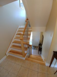 Solid Hardwood Stair Treads (Stair Parts Canada)