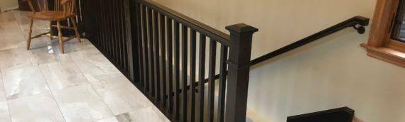 The Scotia Stairs Installers continue to do amazing work