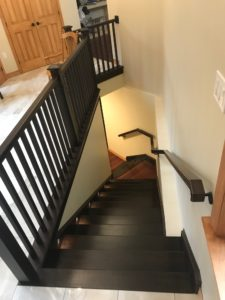 Colour Match and Install (Stair Parts Canada)